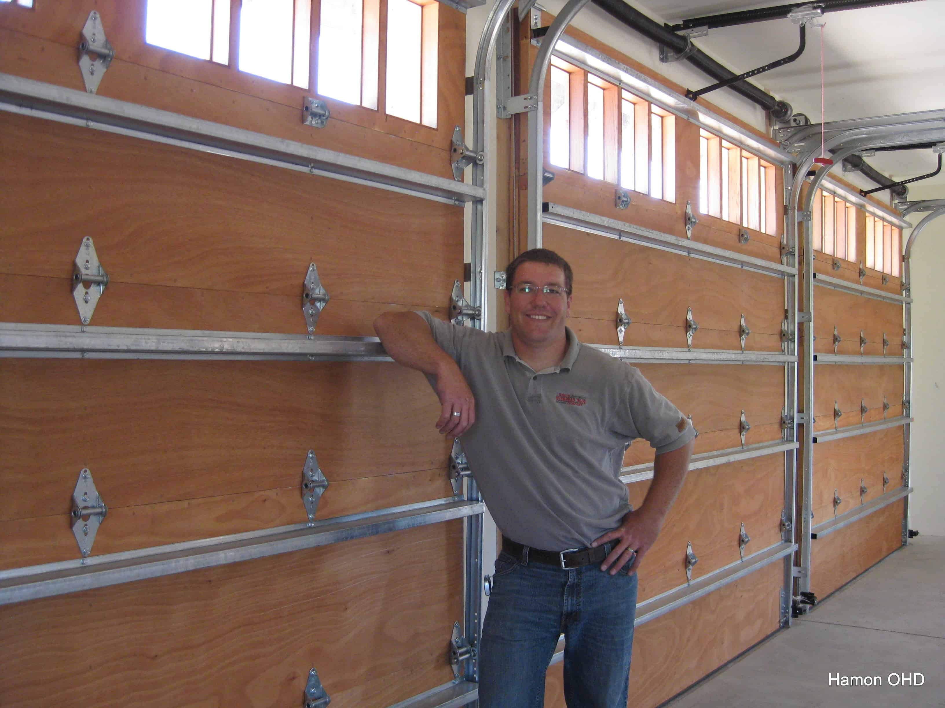 June Is Garage Door Safety Month Hamon Overhead Doors